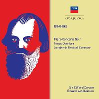 PIANO CONCERTO NO.1 & TRAGIC OVERTURES/ CLIFFORD CURZON, EDUARD VAN BEINUM [브람스: 피아노 협주곡 1번, 서곡 - 클리포드 커즌, 베이눔]