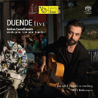 DUENDE LIVE [SACD HYBRID]