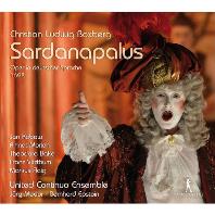 SARDANAPALUS/ JORG MEDER [복스베르크: 오페라 <사르다나팔루스>]