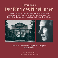 DER RING DES NIBELUNGEN/ RUDOLF KEMPE [바그너: <니벨룽겐의 반지> 전곡 - 루돌프 켐페]