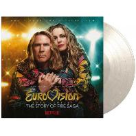 EUROVISION SONG CONTEST: STORY OF FIRE SAGA [유로비전 송 콘테스트: 파이어 사가 스토리] [180G SNOW & ICE LP] [한정반]