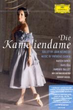 DIE KAMELIENDAME/ JOHN NEUMEIER, HERIBERT BEISSEL [쇼팽: 카멜리아의 여인]