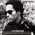 It Is Time For A Love Revolution [CD] Lenny Kravitz