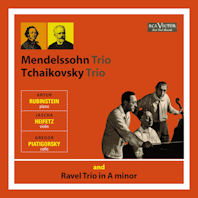 MENDELSSOHN, TCHAIKOVSKY, RAVEL: PIANO TRIO [백만불 트리오 2기: 피아노 삼중주 전곡집]