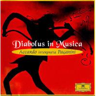 DIABOLUS IN MUSICA/ SALVATORE ACCARDO, CHARLES DUTOIT [파가니니: 음악속의 악마 - 살바토레 아카르도]