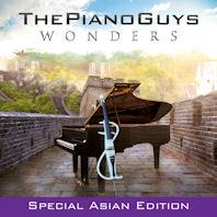 PIANO GUYS - WONDERS [아시아 투어 기념 한정반]