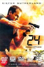 24: 리뎀션 [24: REDEMPTION] [14년 5월 폭스 24 시즌 9 LIVE ANOTHER DAY 방영기념 프로모션] DVD