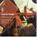 ANTONIO VIVALDI - 12 SONATE PER VIOLINO OP.2/ FABRIZIO CIPRIANI
