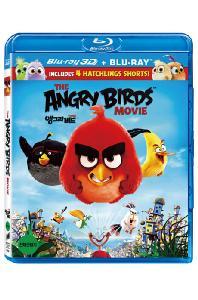 앵그리 버드: 더 무비 3D+2D [THE ANGRY BIRDS MOVIE]