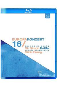 EUROPA KONZERT 2016/ VILDE FRANG, SIMON RATTLE [2016년 유로파콘체르트]
