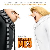 DESPICABLE ME 3: MUSIC BY PHARRELL WILLIAMS [슈퍼배드 3]