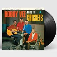 BOBBY VEE MEETS THE CRICKETS [180G LP] [한정반]