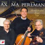 PIANO TRIOS, OPP.49 & 66/ ITZHAK PERLMAN, YO-YO MA, EMANUEL AX