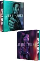 존 윅 1 & 2 [렌티큘러 합본팩 한정판] [JOHN WICK]