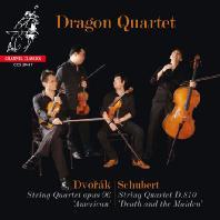 슈베르트죽음과 소녀 사중주 D810 드보르자크아메리카 사중주 op96