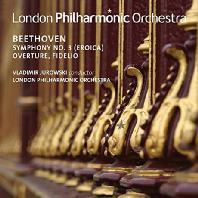 SYMPHONY NO.3 & FIDELIO OVERTURE/ VLADIMIR JUROWSKI [베토벤: 교향곡 3번 <영웅> & 피델리오 서곡 - 유로프스키]