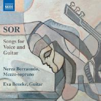 SONGS FOR VOICE AND GUITAR/ NEREA BERRAONDO, EVA BENEKE [소르: 성악과 기타를 위한 가곡집]