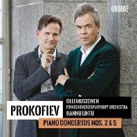 프로코피에프 피아노 협주곡 2  5번