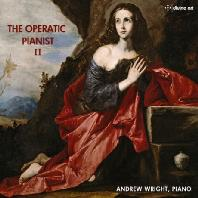 THE OPERATIC PIANIST 2/ ANDREW WRIGHT [앤드류 라이트: 피아노로 듣는 오페라의 극적인 순간들 2집]