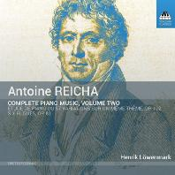 COMPLETE PIANO MUSIC VOL.2/ HENRIK LOWENMARK [라이하: 여섯 개의 푸가, 피아노 연습곡 - 헨리크 뢰벤마르크]