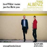 TRANSCRIPTIONS POUR HAUTBOIS ET PIANO/ DAVID WALTER, JEAN-MARC BONN