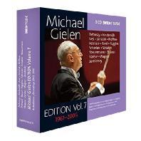 RECORDINGS 1961-2006/ MICHAEL GIELEN [17CD+DVD] [미하엘 길렌 에디션 7집: 라벨, 스크리아빈, 야나체크 외]