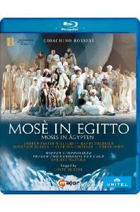MOSE IN EGITTO/ ENRIQUE MAZZOLA [로시니: 이집트의 모세] [한글자막]