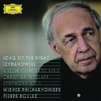 KAROL SZYMANOWSKI - VIOLIN CONCERTO NO.1/ CHRISTIAN TETZLAFF  PIERRE BOULEZ