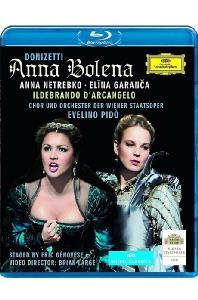 ANNA BOLENA/ EVELINO PIDO, <!HS>ANNA<!HE> NETREBKO, ELINA GARANCA [도니제티: 안나 볼레나 - 안나 네트렙코 & 엘리나 가랑차]