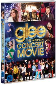 글리: 콘서트 무비 [GLEE: THE CONCERT MOVIE] [14년 6월 폭스 여름맞이 프로모션] DVD