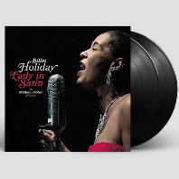 LADY IN SATIN [THE STEREO & MONO VERSIONS] [180G LP]