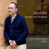 SONATAS AND VARIATIONS/ LEON MCCAWLEY [하이든: 피아노 소나타와 변주곡 - 레온 맥컬리]