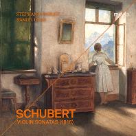 VIOLIN SONATAS(1816)/ STEPHANIE PAULET, DANIEL ISOIR [슈베르트: 바이올린 소나타 - 스테파니 폴레]