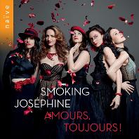 AMOURS, TOUJOURS!/ SMOKING JOSEPHINE [사랑, 언제나: 현악 5중주집 - 앙상블 스모킹 조세핀]