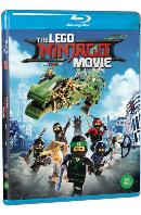 [블루레이 할인] 레고 닌자고 무비 [THE LEGO NINJAGO MOVIE]