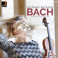 SONATAS & PARTITAS/ SOLENNE PAIDASSI [바흐: 무반주 바이올린을 위한 소나타와 파르티타 - 솔렌 페다시]
