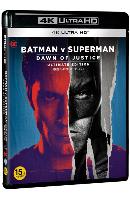 배트맨 대 슈퍼맨: 저스티스의 시작 4K UHD [BATMAN V SUPERMAN: DAWN OF JUSTICE]