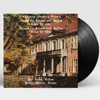 VIOLIN SONATAS KV.454 & 526/ KARL SUSKE, WALTER OLBERTZ [모차르트: 바이올린 소나타 작품 전곡 2집 - 카를 주스케] [한정반] [180G LP]