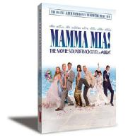O.S.T - MAMMA MIA! THE MOVIE: HARDBACK BOOK DELUXE PACKAGING-CD+DVD [맘마미아 무비: 디럭스에디션]