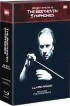 THE BEETHOVEN SYMPHONIES/ CLAUDIO ABBADO [베를린 필하모닉 베토벤 교향곡 전집 - 클라우디오 아바도]