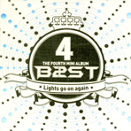 Lights Go On Again [4th Mini Album]