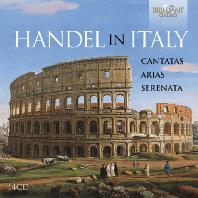 HANDEL IN ITALY: CANTATAS, ARIAS & SERENATA/ STEFANIE TRUE [헨델 인 이탈리아: 칸타타, 아리아와 세레나데 작품집 - 스테파니 트루]