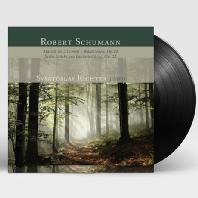 PIANO WORKS/ SVIATOSLAV RICHTER [LP] [슈만: 행진곡 2번 G단조, 숲의 정경, 환상 소곡집 - 리히터]