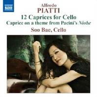 12 CAPRICES FOR CELLO/ 배수령