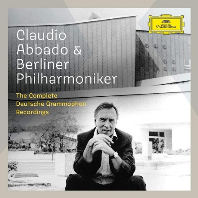 THE COMPLETE DEUTSCHE GRAMMONPHON RECORDINGS/ BERLINER PHILHARMONIKER [아바도 & 베를린필 녹음 전집] [한정반]