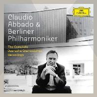 THE COMPLETE DEUTSCHE GRAMMONPHON RECORDINGS/ BERLINER PHILHARMONIKER [아바도 & 베를린필 녹음 전집] [한정반]