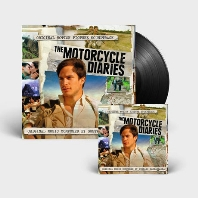THE MOTORCYCLE DIARIES [모터싸이클 다이어리] [180G LP+CD]
