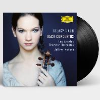 VIOLIN CONCERTOS/ HILARY HAHN, JEFFREY KAHANE [바흐: 바이올린 협주곡 - 힐러리 한] [180G LP+CD]