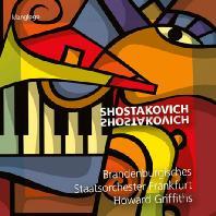 JAZZ SUITE NO.2, PIANO CONCERTO NO.1/ HOWARD GRIFFITHS [쇼스타코비치: 재즈 모음곡 2번, 피아노 협주곡 1번, 황금 시대]