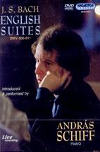 BACH ENGLISH SUITES BWV806-811/ <!HS>ANDRAS<!HE> SCHIFF [바흐 영국조곡/ 안드라스 쉬프]